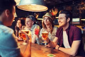 village-brewhouse-bar-people